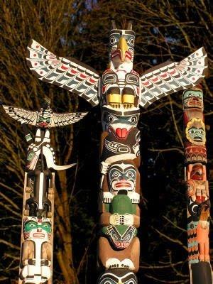Totemler ve Totem Sanatı