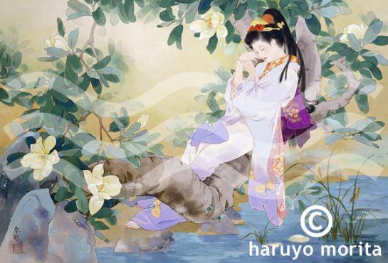 Haruyo Morita'nın Kadınları (13 Resim)