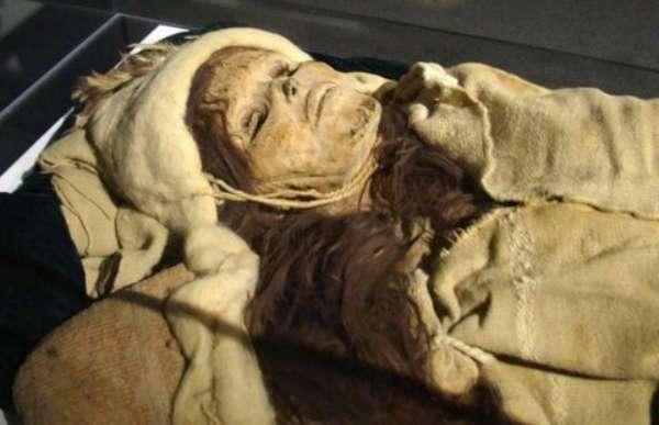 3800 Yıllık Mumya Lolan Güzeli (9 Fotograf )