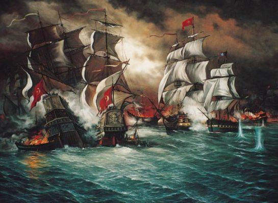 Navarin Deniz Muharebesi