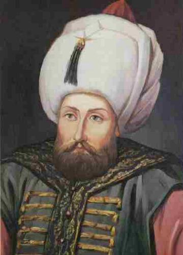 II. Selim'in Alaattin Şah'a Fermanı