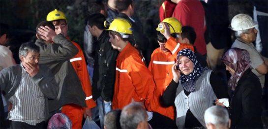 Soma'da Facia Başımız Sağ Olsun
