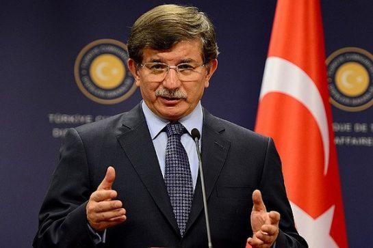 Başbakan Davutoğlu 62.hükümetin Kabinesini Açıkladı
