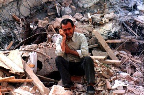 Marmara Depremini 15. Yılında Unutmadık