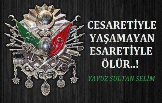 Halifelik Osmanlı İmparatorluğu'na Geçti