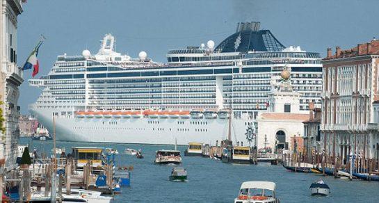 Msc Magnifica İsimli Dev Gemi