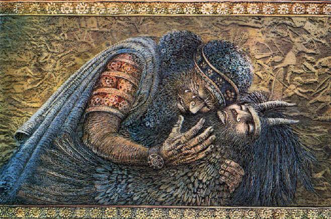 Türk Mitolojisinde Altay Tufan Efsanesi
