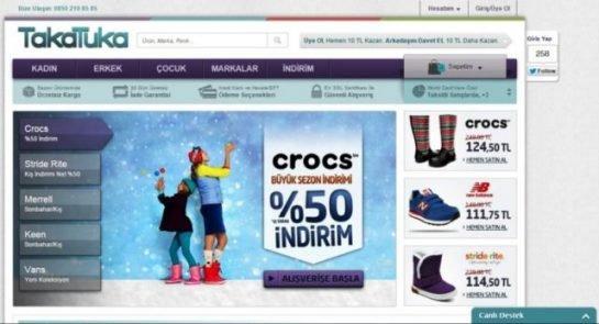 TakaTuka Ana Sayfa