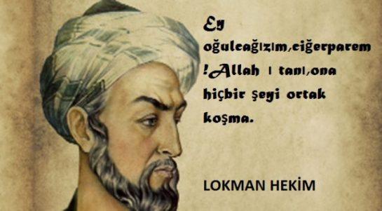 Lokman Hekim'in Nasihatleri
