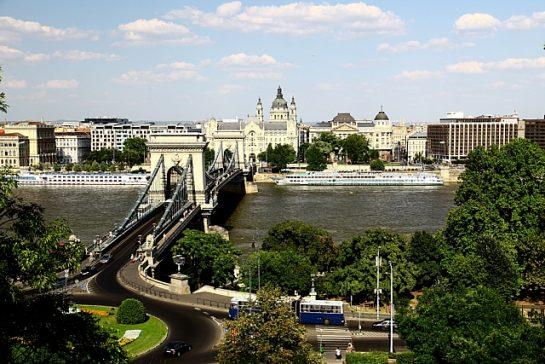 Budin ve Budapeşte