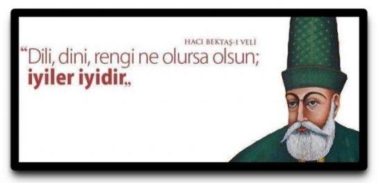 Hacı Bektaşi Veliden Güzel Sözler