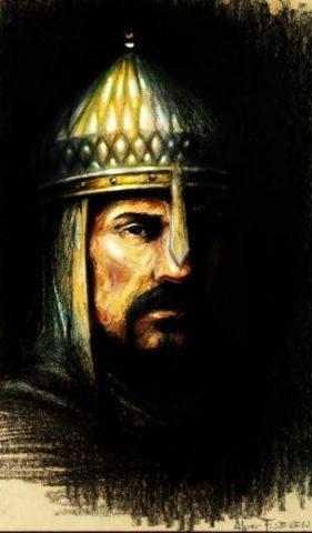 Sultan Alparslan'ın Vefatı