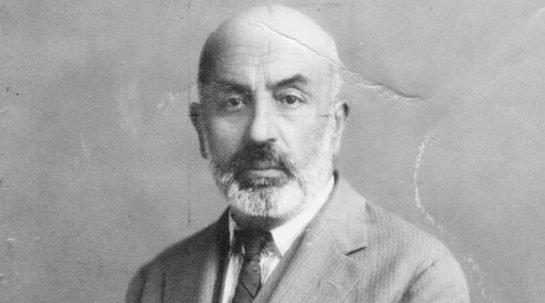 Mehmet Akif Ersoy'un Beyazıt Camiindeki Hutbesi