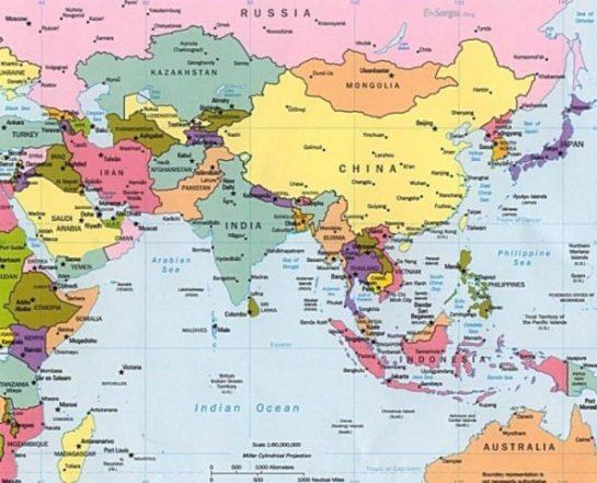 Asya Kıtası