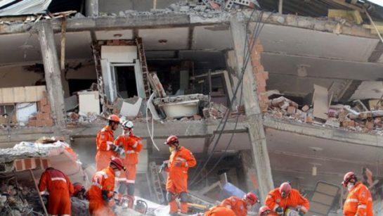 Marmara Depremini Unutmadık