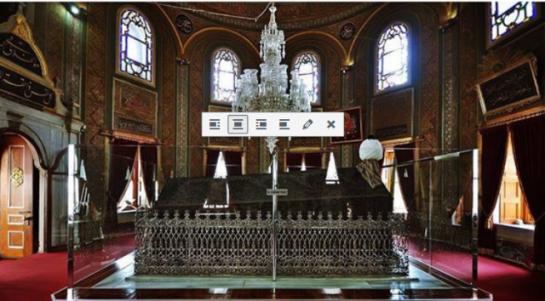 Fatih Sultan Mehmet Hanın Türbesi