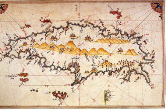 Piri Reis'in Kitab-ı Bahriyesi
