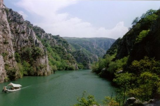 Matka (Матка) Kanyonu