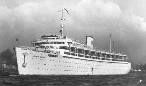 Büyük Deniz Felaketi ve Wilhelm Gustloff Gemisi