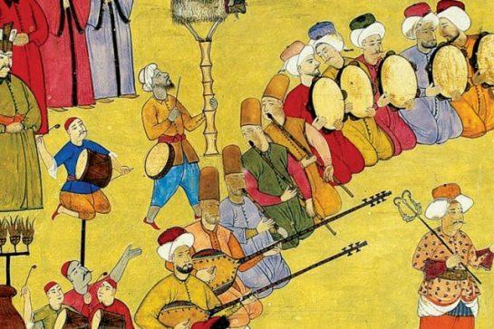 Türk Tarihinde Müzikle Tedavi