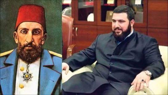 Şehzade Kayıhan Osmanoğlu'nun Duası