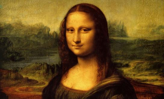 Mona Lisa ve Leonardoda Vinci