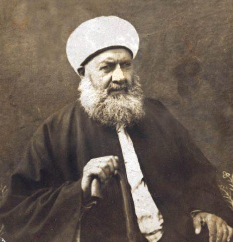 Ahıskalı Ali Haydar Efendi