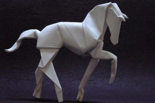 Origami Kağıt Katlama Sanatı