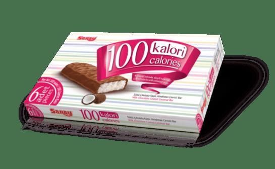 157-1-29 Saray Bisküvi'den Sağlıklı Yaşam İçin 100 Kalorilik Atıştırmalıklar