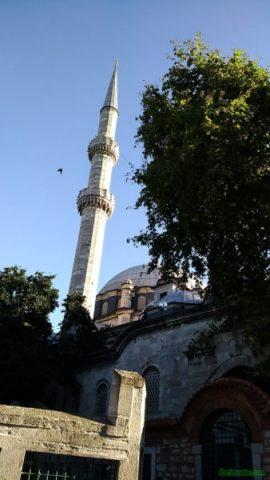 Resimlerle Eyüp Sultan Cami (13 Fotograf)
