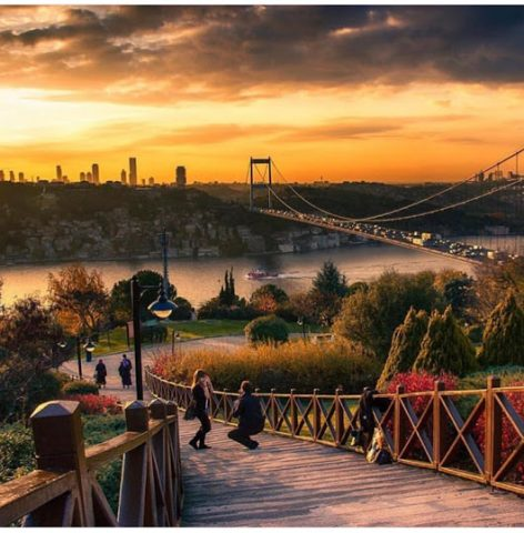 Resimlerle İstanbul