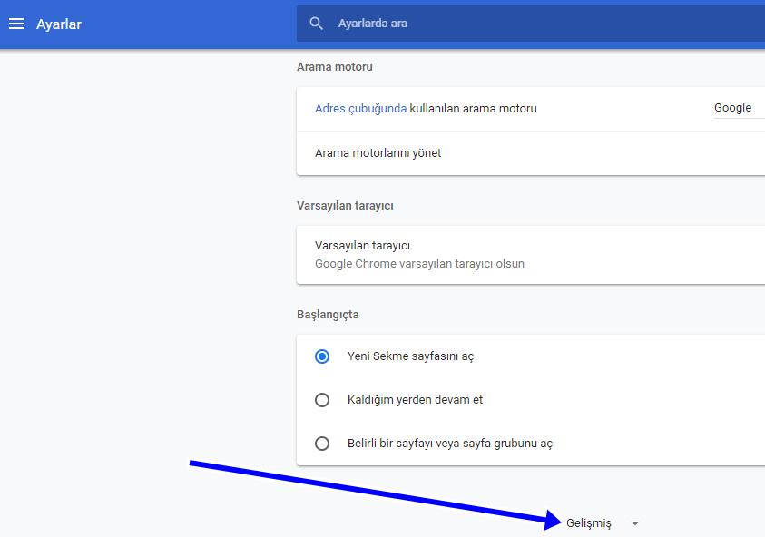 Google Chrome Web Site Bildirimleri Nasıl Kapatılır?