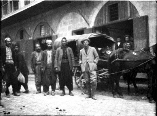 1905 yılı Tarihi Tarsus Fotoğrafları