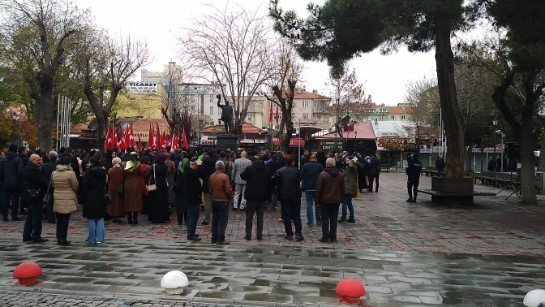 Karamanan'da Öğretmenler Günü Kutlamaları Yapıldı