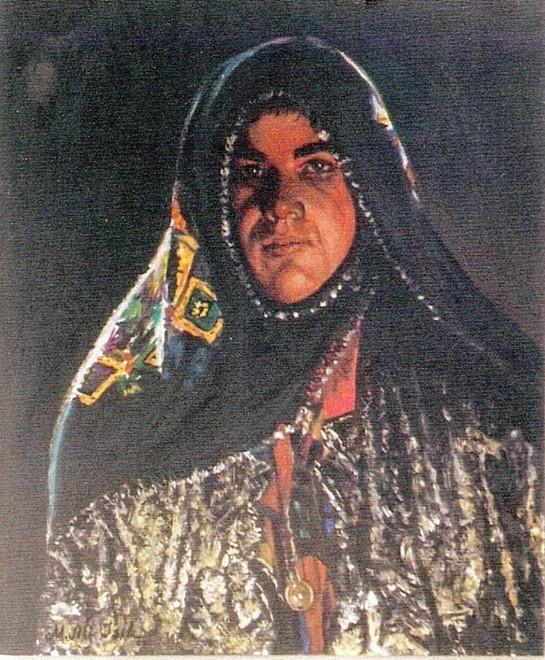 Ressam Mehmet Ali Işık Yağlı Boya Resimleri (29 Tablo)
