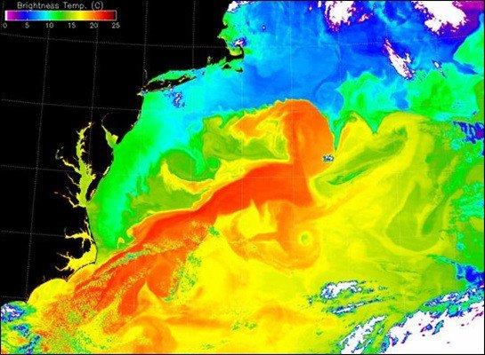 Gulf Stream-Golfstrom Hakkında Bilgi