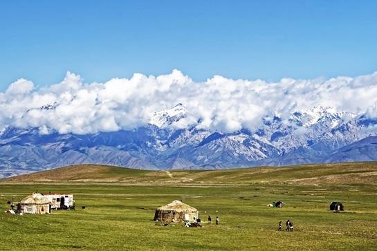 Kırgızlar Hakkında Bilgiler