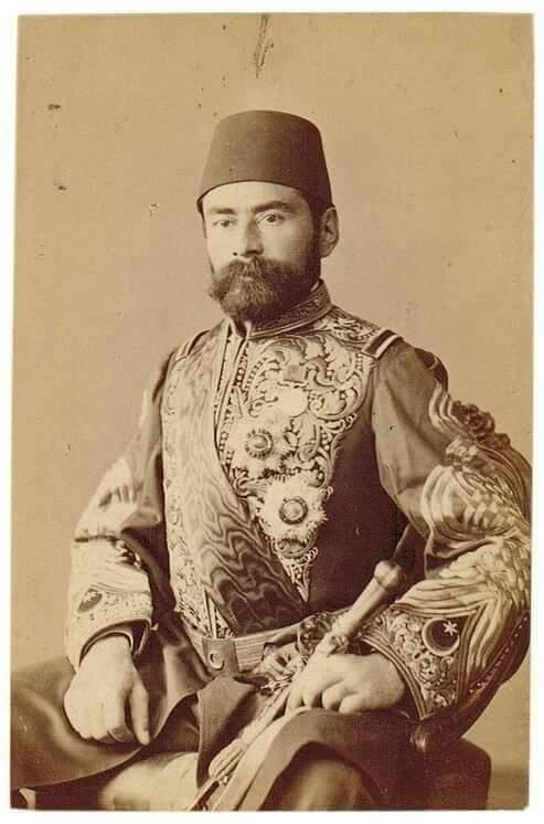 Ahmed Muhtar Paşayı Anıyoruz
