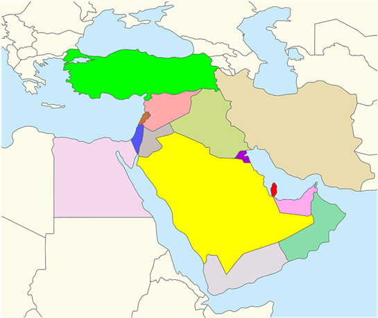 Orta Doğu'nun Batılı Devletler İçin Önemi Nedir?