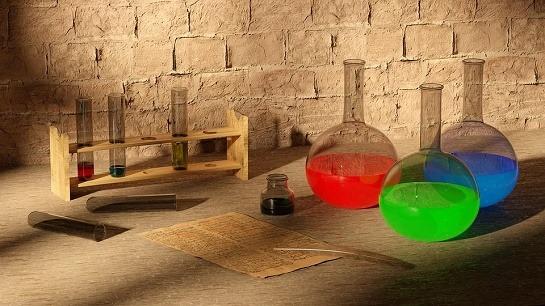 İlk Müslüman Kimyacı Halid İbn Yezid